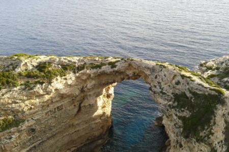 Tripitos Arch - Paxos