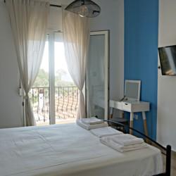 Gaios Apartment - Main Bedroom