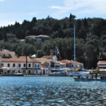 This is Lakka Village in Paxos island.
