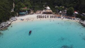 Vrika Beach - Antipaxos